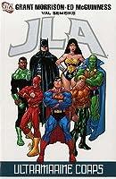 Jla: Ultramarine Corps (Jla): Ultramarine Corps