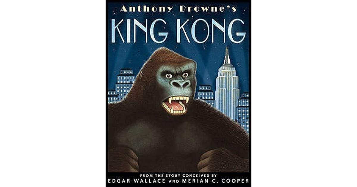 Image result for king kong anthony browne