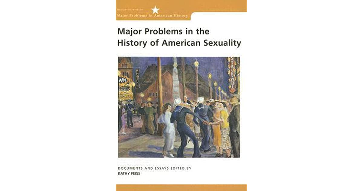 a history of american sexuality essay