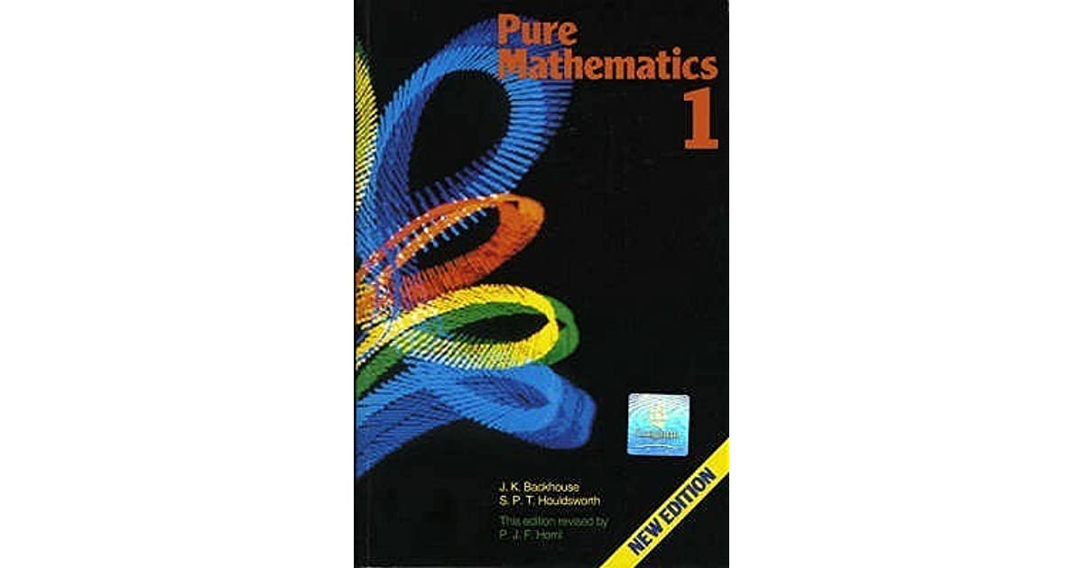 Introducing Pure Mathematics Pdf