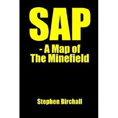 SAP A Map Of The Minefield By Stephen Birchall - Us minefield map