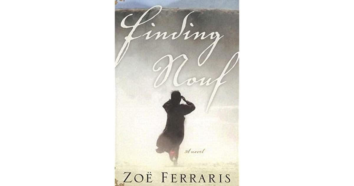 Finding Nouf (Nayir Sharqi & Katya Hijazi #1) by Zoë Ferraris