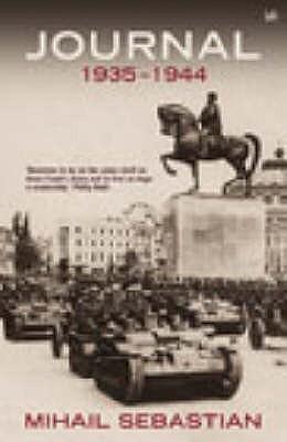 Journal 1935-1944 by Mihail Sebastian
