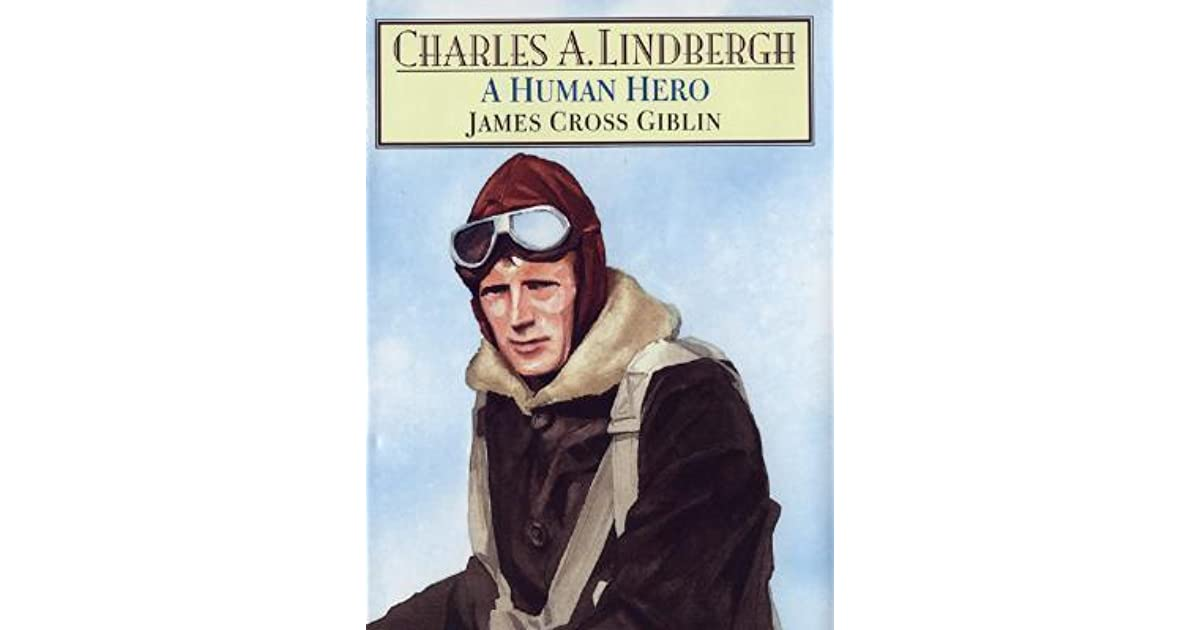a biography of charlie lindbergh the hero of the american great depression