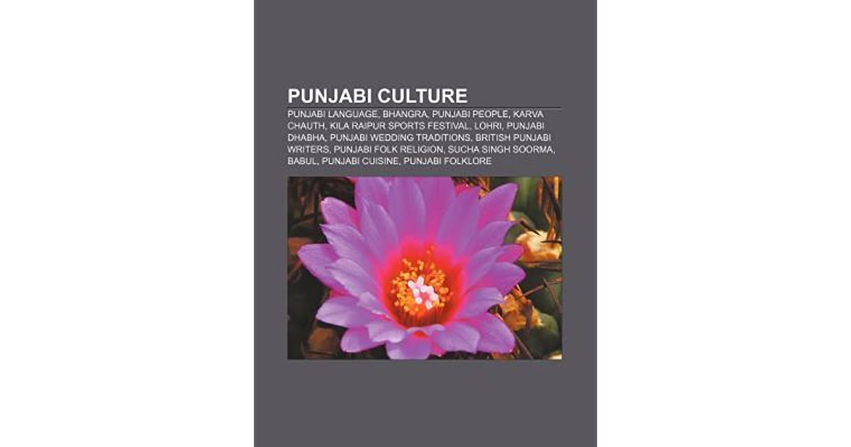 Punjabi Culture: Punjabi Language, Bhangra, Punjabi People