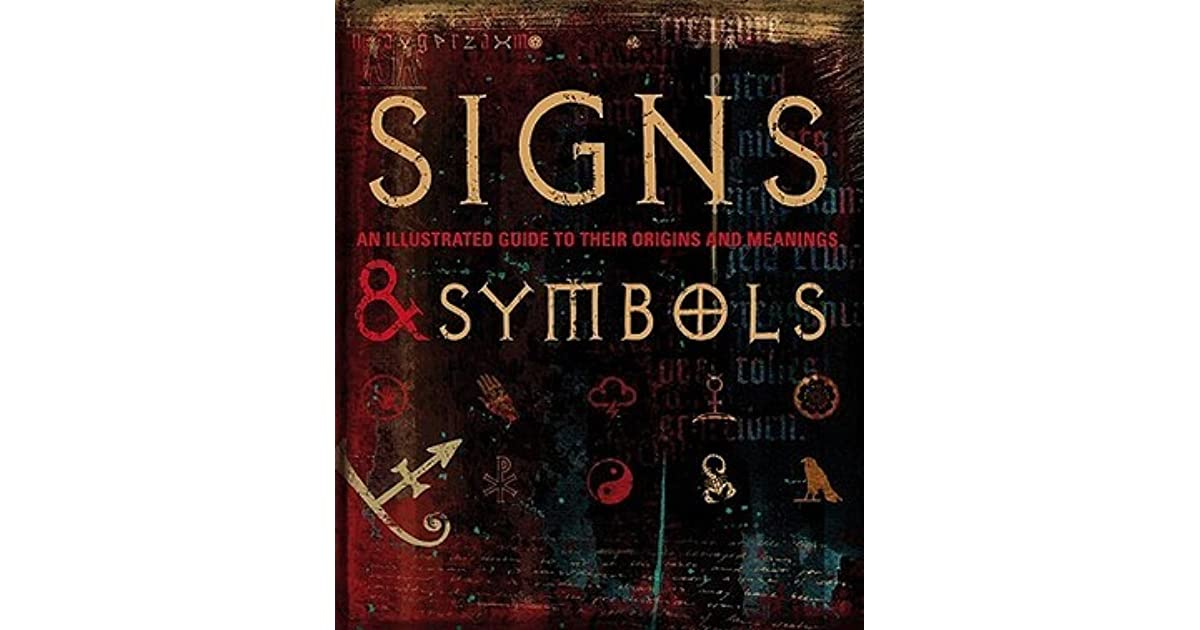 Signs And Symbols By Miranda Bruce Mitford