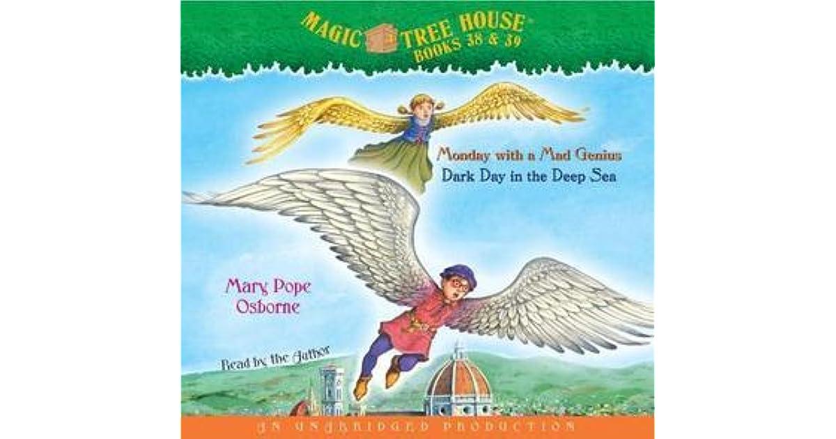Magic Tree House: #38-39 By Mary Pope Osborne