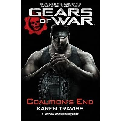 Read Coalitions End Gears Of War 4 By Karen Traviss