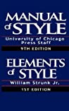 Manual of Style/The Elements of Style