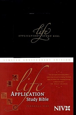 Life Application Study Bible Niv, Personal Size Limited Anniversary Edition