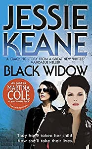 Black Widow (Annie Carter, #2)
