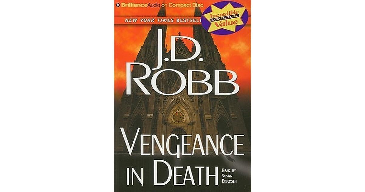 jd robb vengeance in death pdf