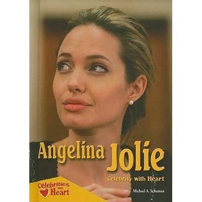 Angelina Jolie Celebrity with Heart