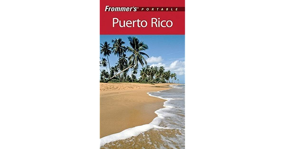 Frommers Puerto Rico