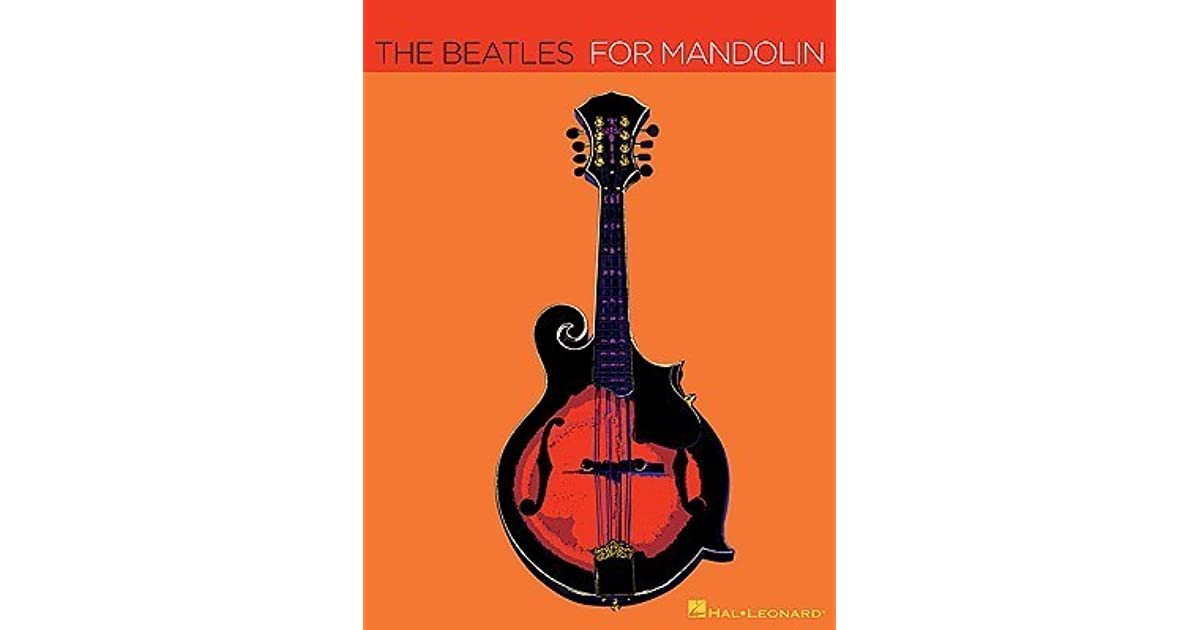 The Beatles For Mandolin By The Beatles