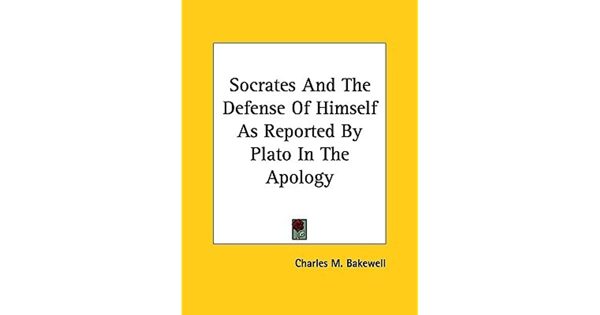 an analysis of the defense of socrates in apology by plato Socrates misinterpreted and misapplied: an analysis of the constructed contradiction between the apology and the crito masha marchevsky macalester college follow this.