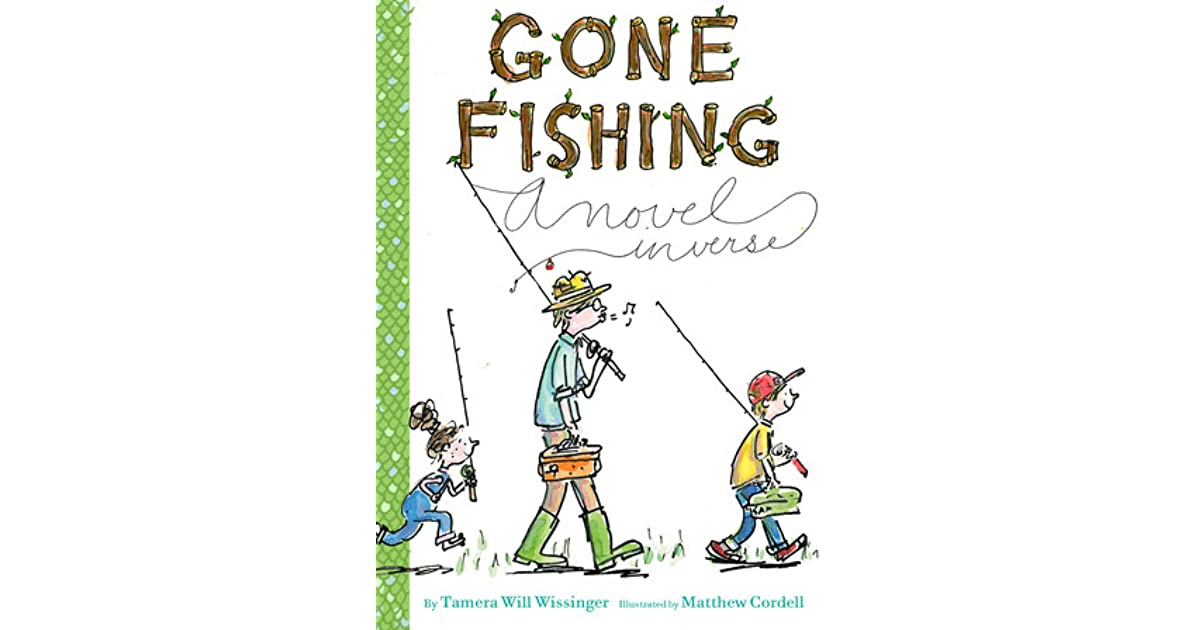 Franki Sibberson's review of Gone Fishing