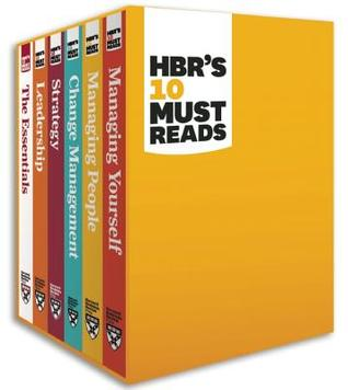 HBR's Must Reads Boxed Set (6 Books)