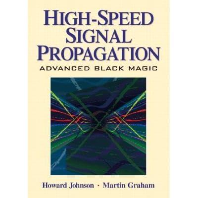 High Speed Digital Design Howard Johnson Ebook