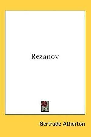 [[ Epub ]] ➟ Rezanov Author Gertrude Atherton – Submitalink.info