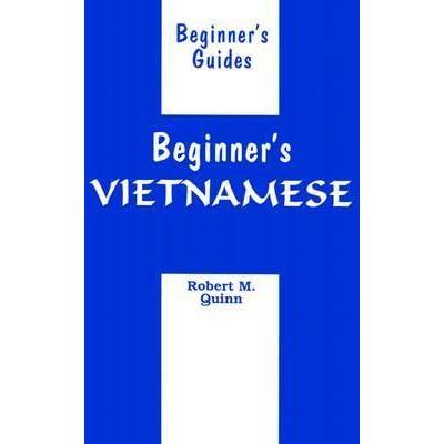 Beginner's Vietnamese (Beginner's by Robert M  Quinn