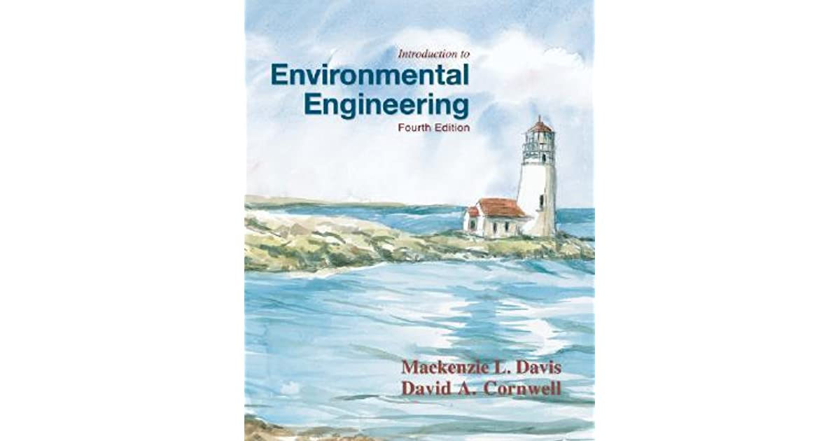 Introduction To Environmental Engineering And Science 3rd Edition Pdf