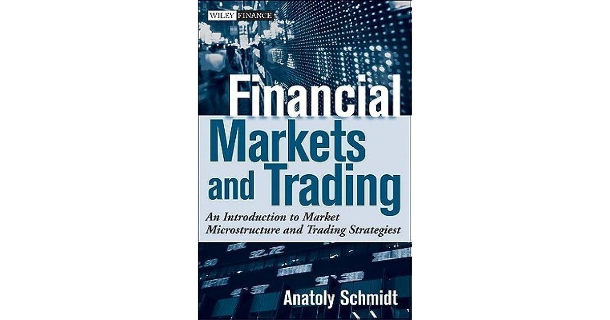 Market microstructure - Wikipedia