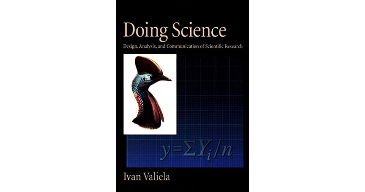Design, Analysis, and Communication of Scientific Research