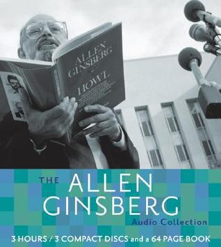 Allen Ginsberg CD Poetry Collection (Booklet & CD)