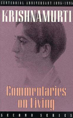 Jiddu Krishnamurti COMMENTARIES ON LIVING 2