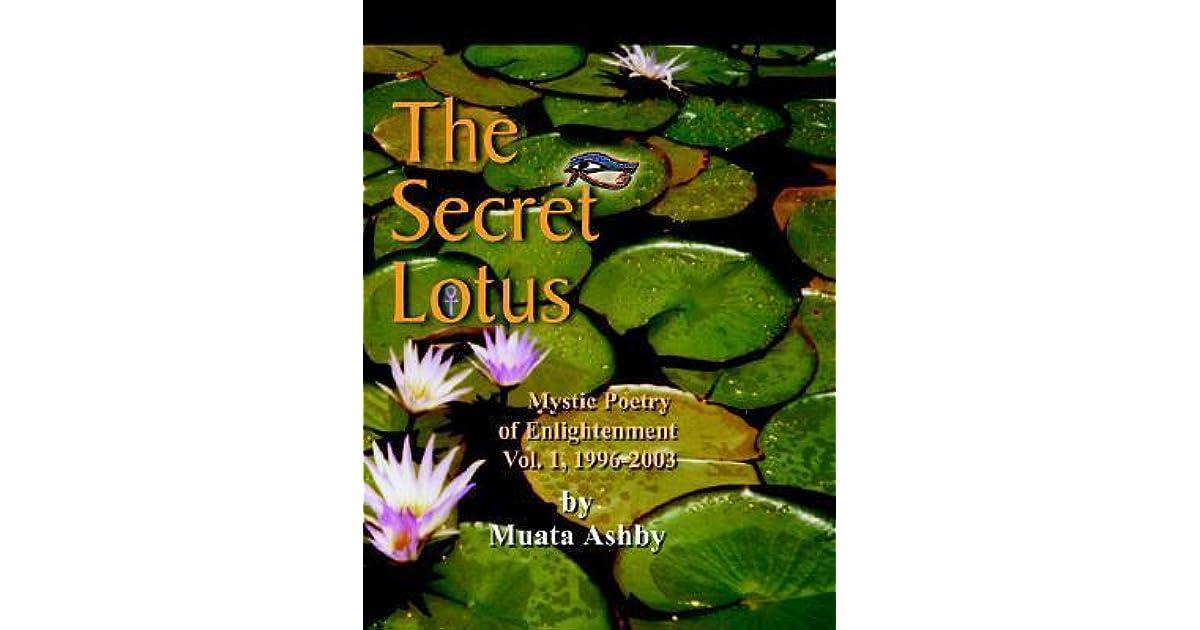 The Secret Lotus: Mystic Poetry of Enlightenment