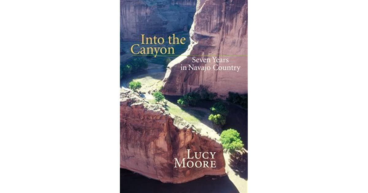 into the canyon moore lucy