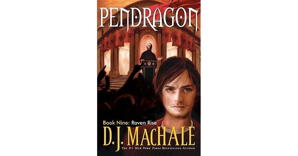 Raven Rise Pendragon 9 By Dj Machale