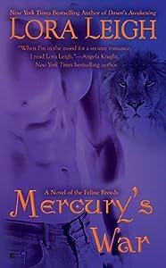 Mercury's War (Breeds, #12; Feline Breeds, #10)