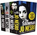 Jo Nesbø Collection: The Leopard, the Redeemer, the Snowman, the Devils Star