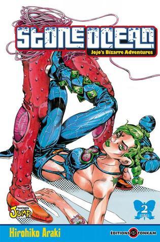 Jojo's Bizarre Adventure: Stone Ocean, Tome 2 (Jojo's Bizarre Adventure Part VI, #65; Stone Ocean, #2)
