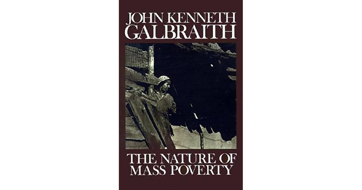 the nature of mass poverty pdf