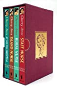 Cherry Ames Boxed Set #3: Cruise Nurse; Boarding School Nurse; Department Store Nurse; Camp Nurse