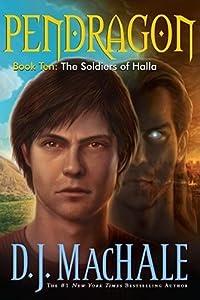 The Soldiers of Halla (Pendragon, #10)