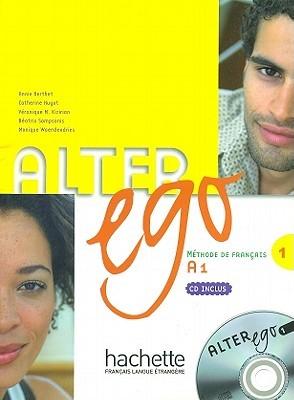 ALTER EGO 1 ALUM+CD by Annie Berthet