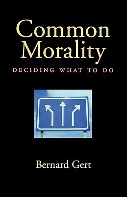 Common Morality Deciding What to Do