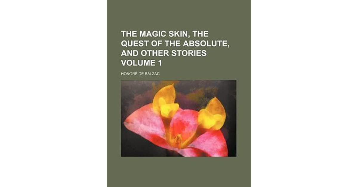 the magic skin de balzac honore