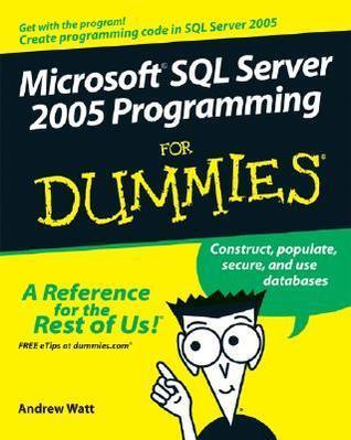 Microsoft SQL Server Programming For Dummies