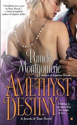Amethyst Destiny Jewels Of Time 2 By Pamela Montgomerie
