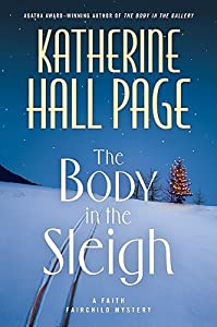 The Body in the Sleigh (Faith Fairchild, #18)