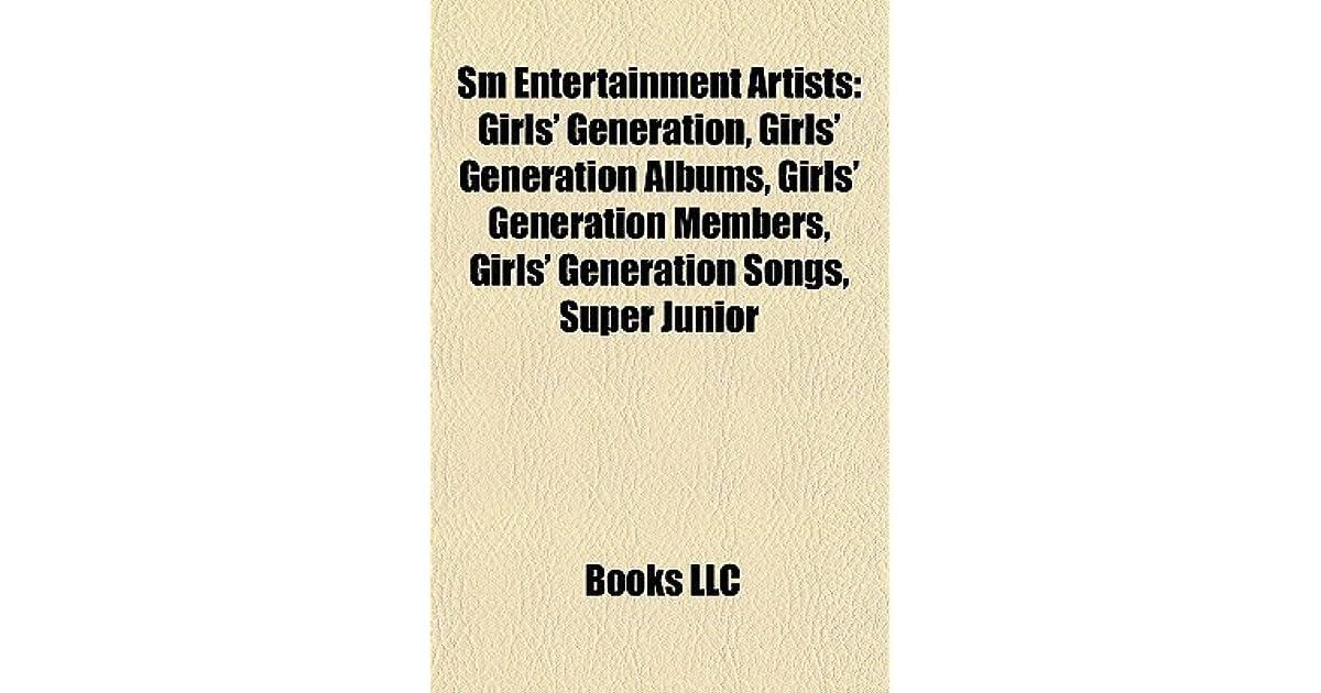 SM Entertainment Artists: Girl...