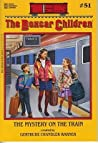 The Mystery on the Train (The Boxcar Children, #51)