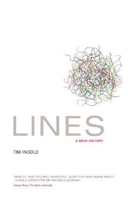 Lines by Tim Ingold