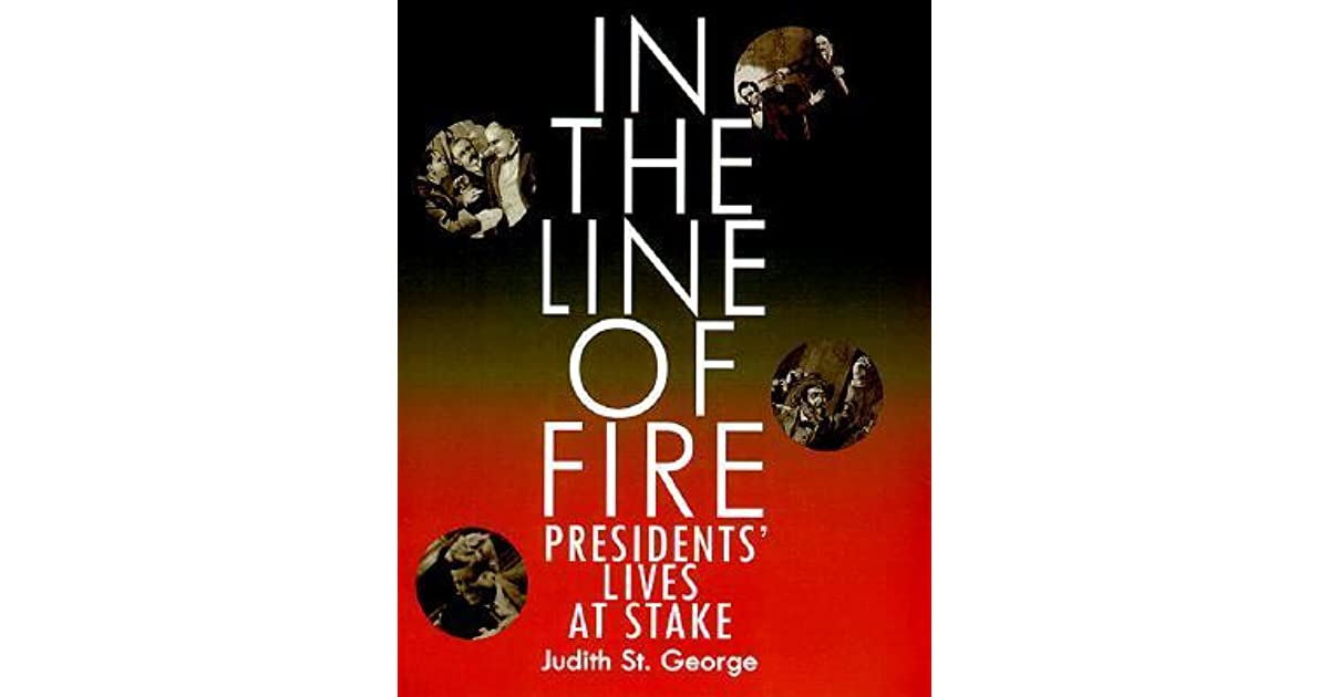 Book In The Line Of Fire