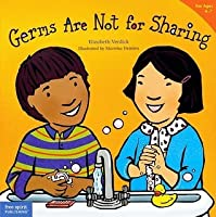 germs are not for sharing los g rmenes no son para